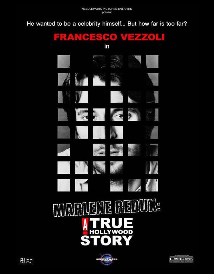 Marlene Redux poster