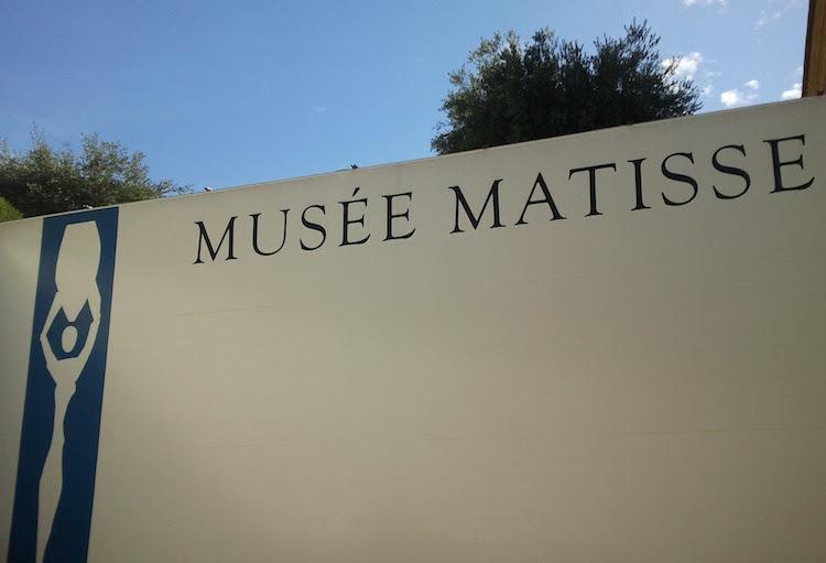Musée Matisse in Nice © RIVIERA BUZZ