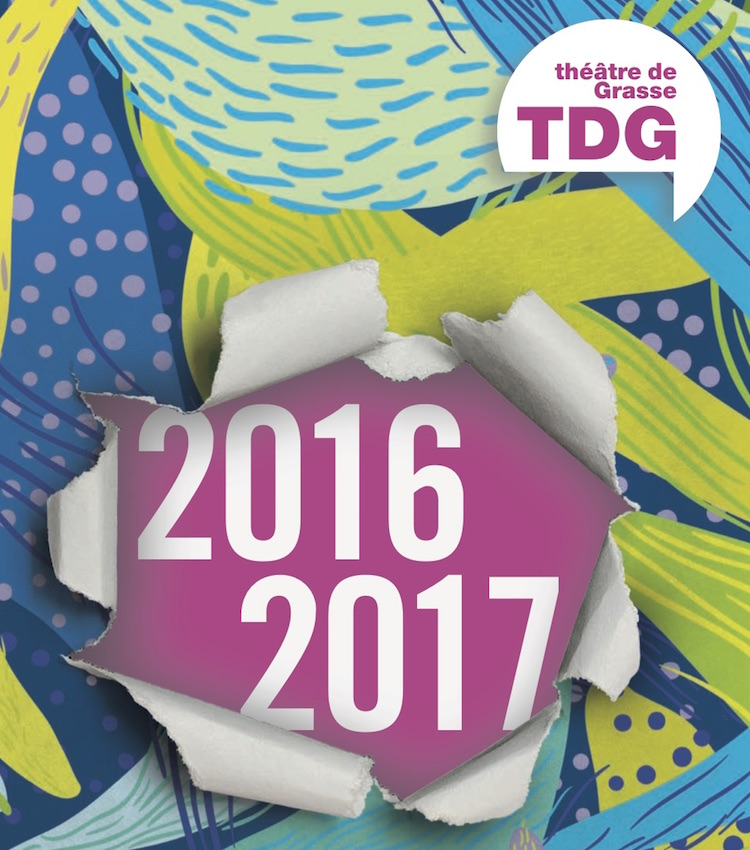 Théâtre de Grasse programme 2017