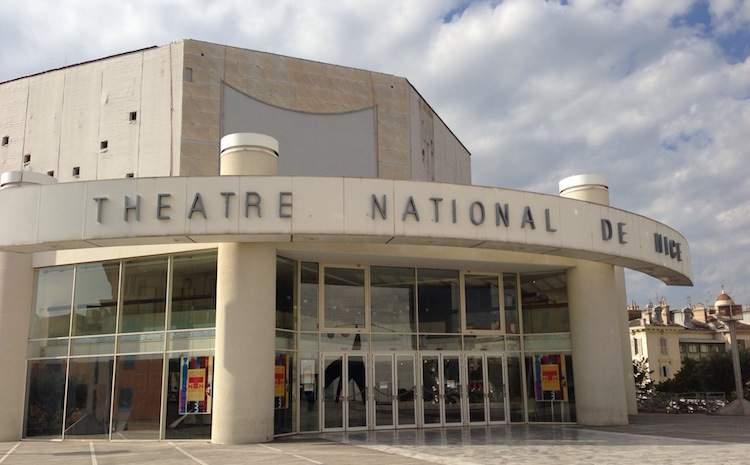 Théâtre National de Nice facade
