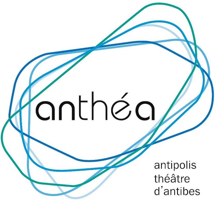 anthéa Theatre in Antibes logo
