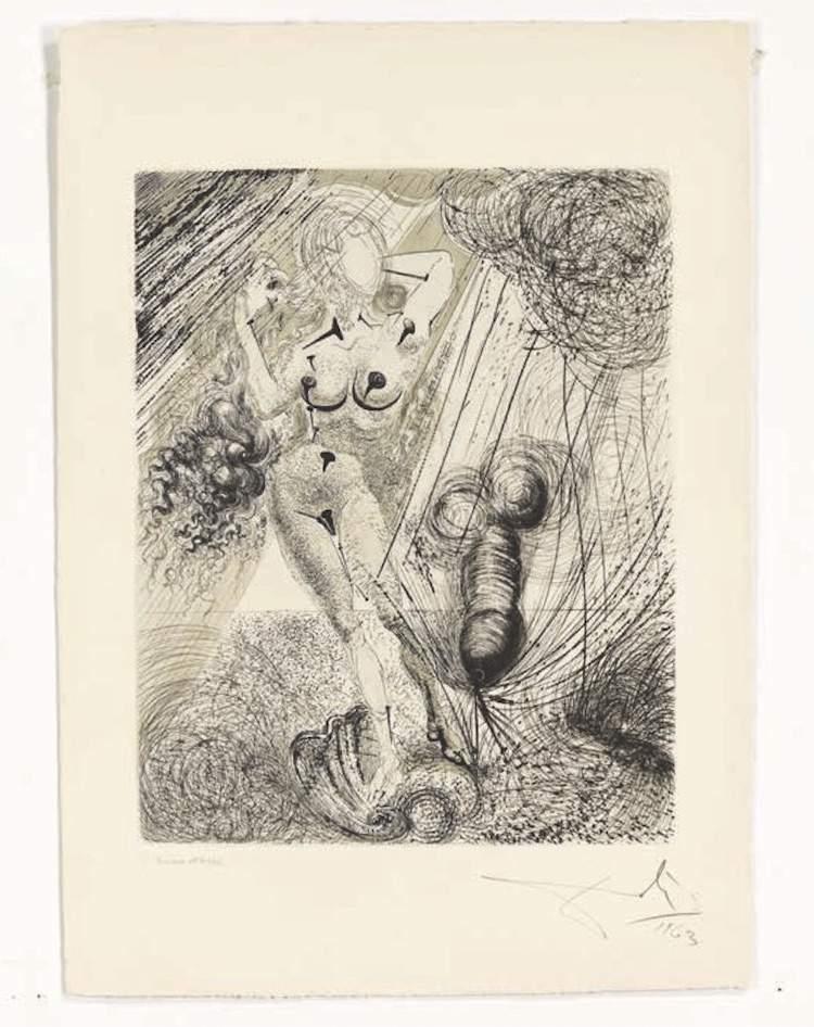 Salvador Dalí anthologie