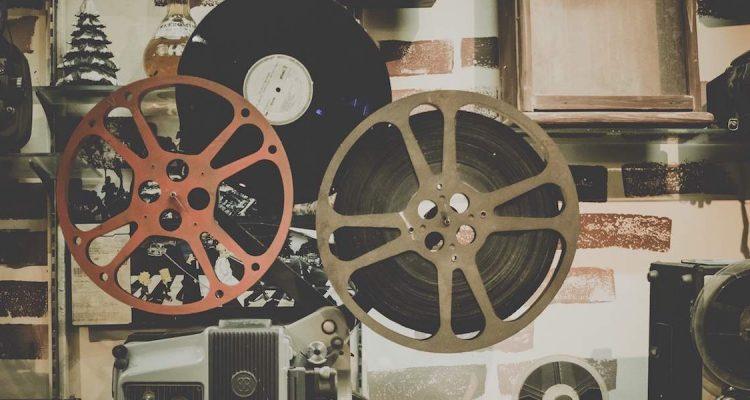 Movie reels © Noom Peerapong