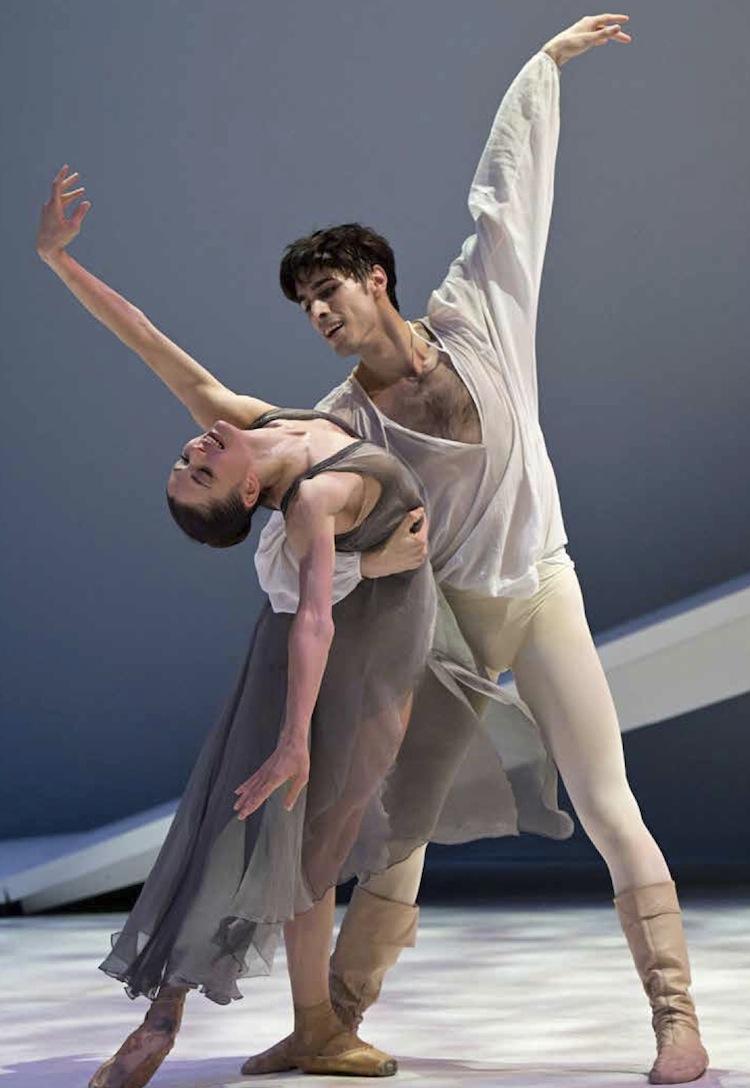 Romeo et Juliette [art of Summer of Dance in Monte-Carlo