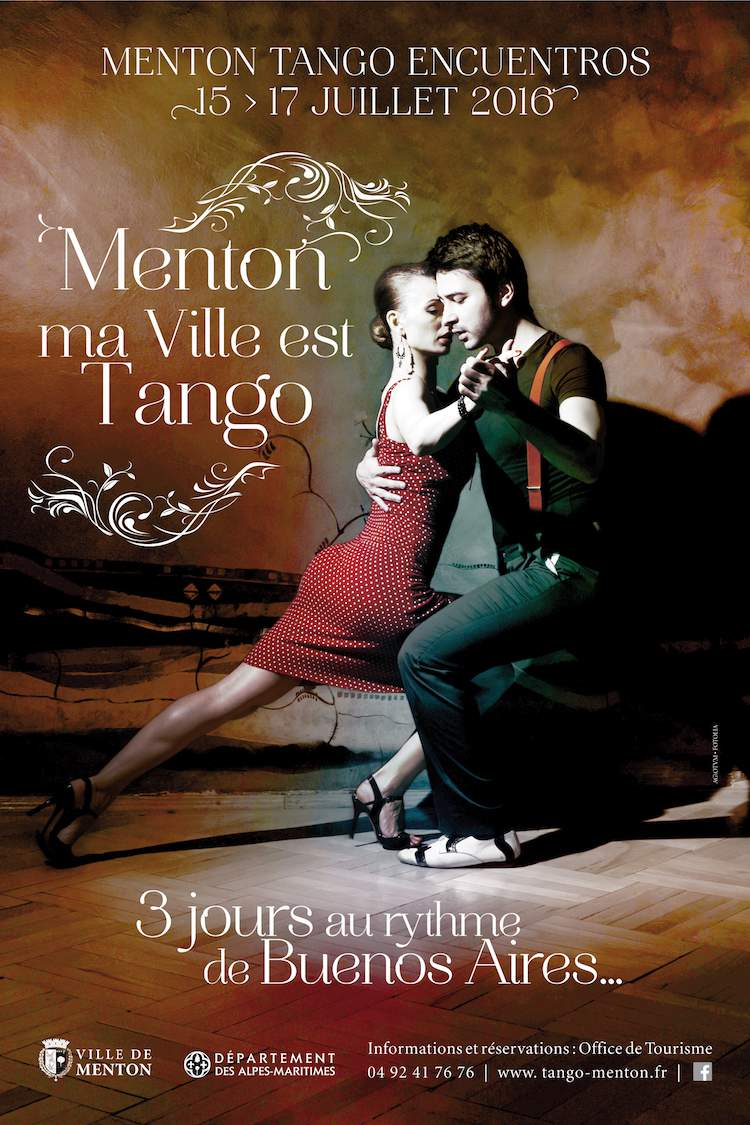 Tango festival Menton