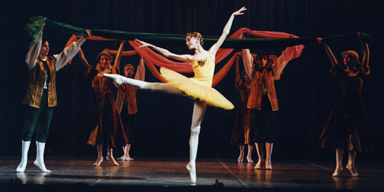 Russian Art Festival Cannes Ballet The Four Seasons