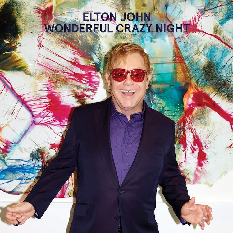 Elton John new album