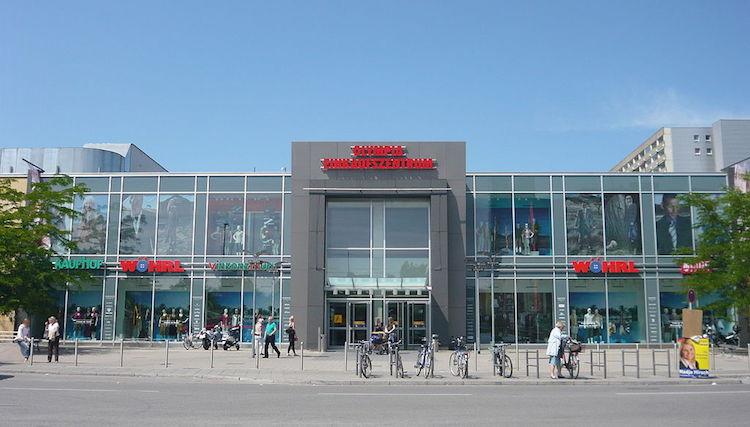 Olympia Einkaufszentrum in Munich
