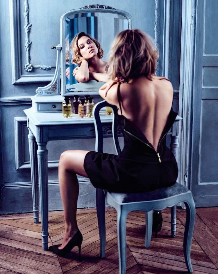 Léa Seydoux for Louis Vuitton