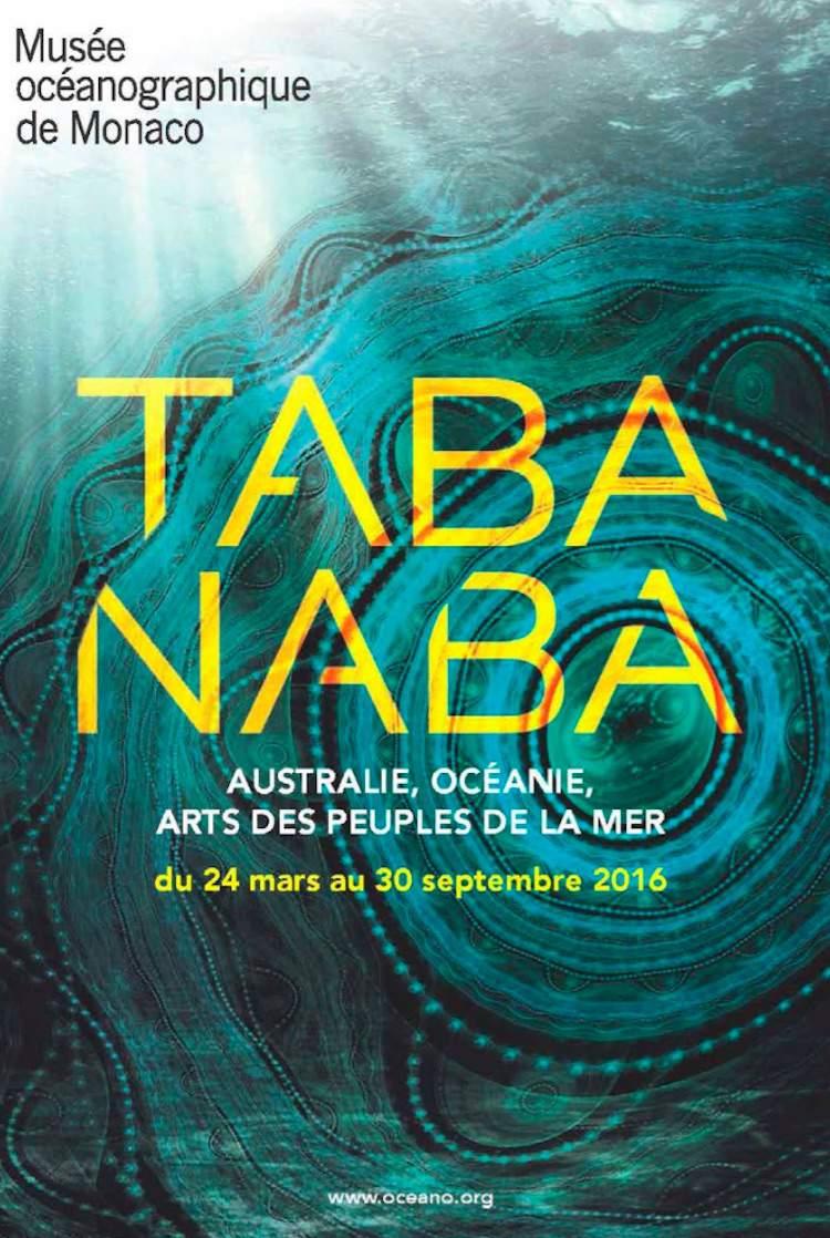 Taba Naba exhibit in Monaco