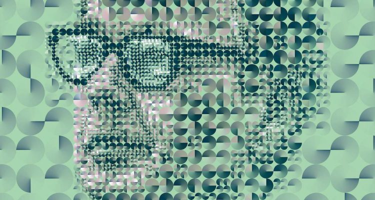 Victor Vasarely by tsevis on flickr