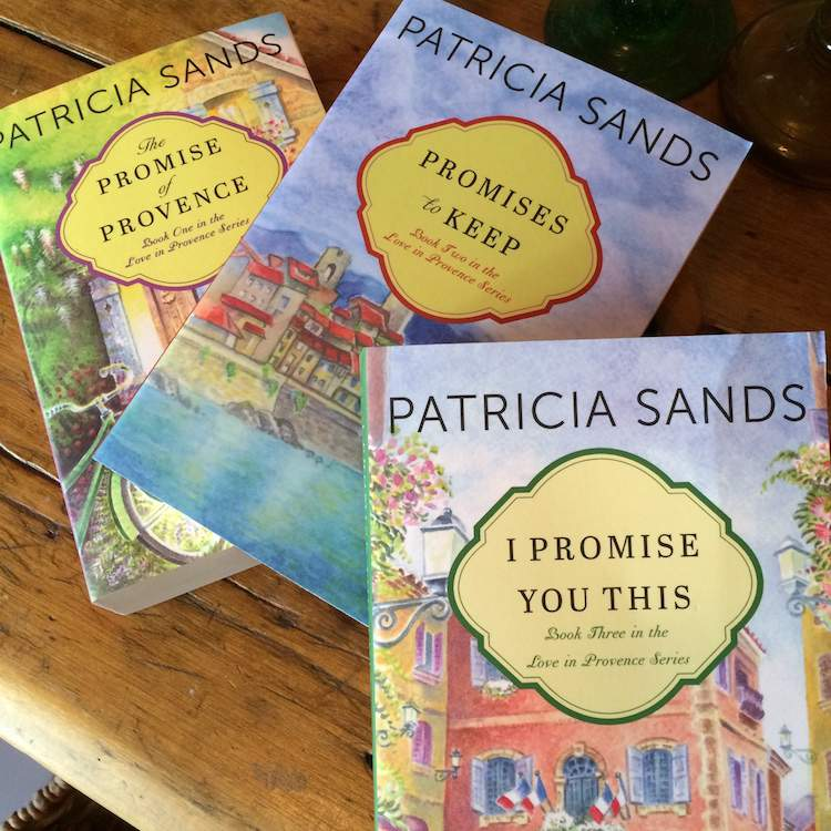 Patricia Sands books