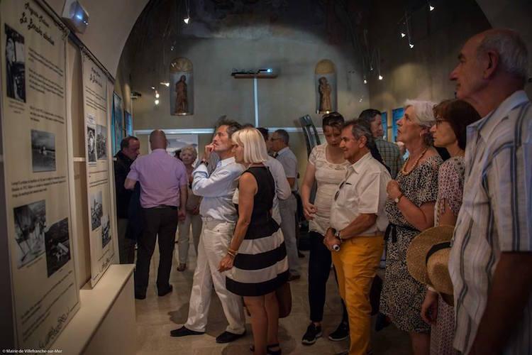 Auguste Maïcon exhibition Villefranche sur mer © Mairie de Villefranche sur mer