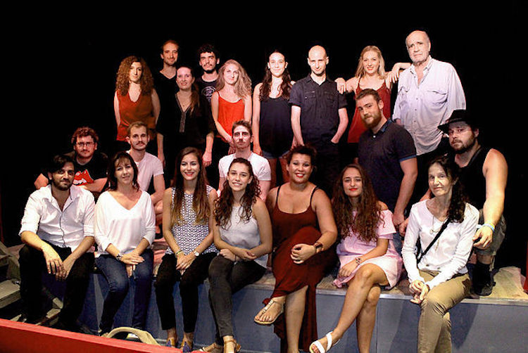 Théâtre L'Impertinent in Nice troupe