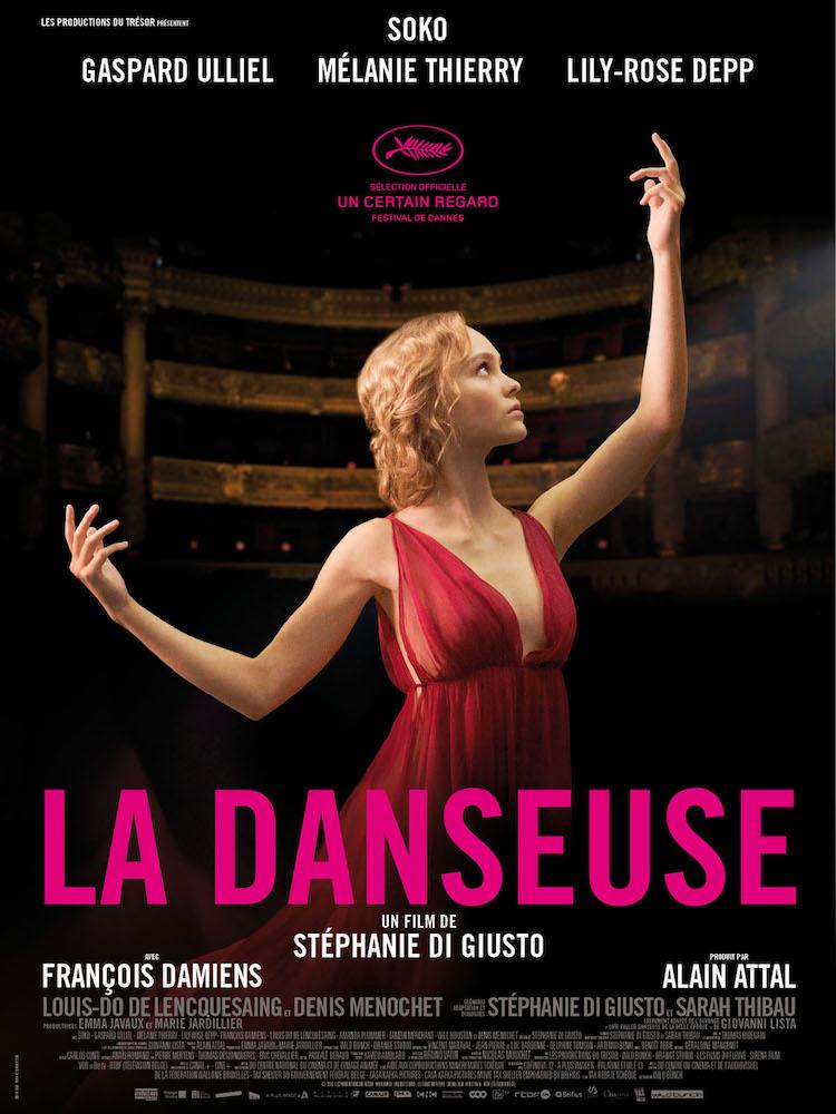 Loie Fuller La Danceuse affiche