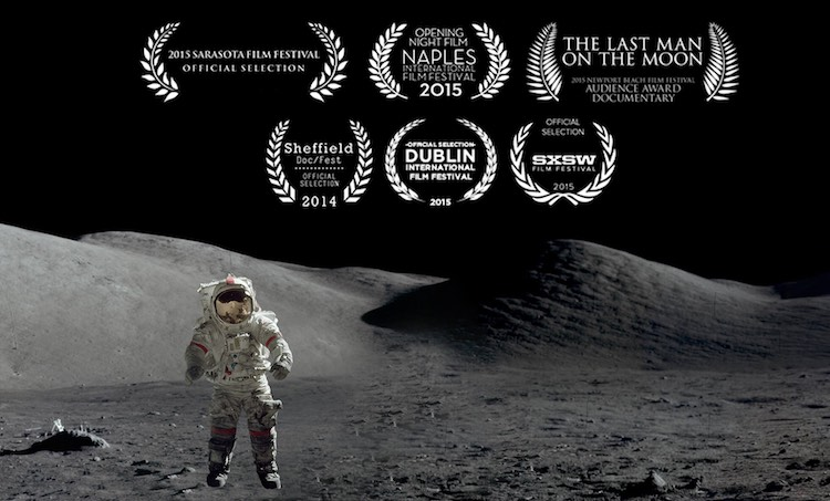 Last Man on the Moon banner