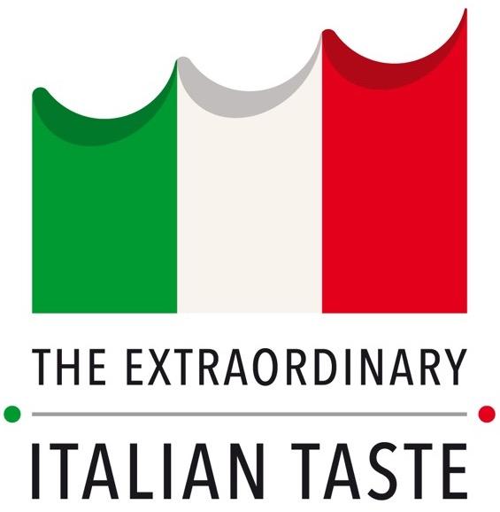 The Extraordinary Italian Taste logo