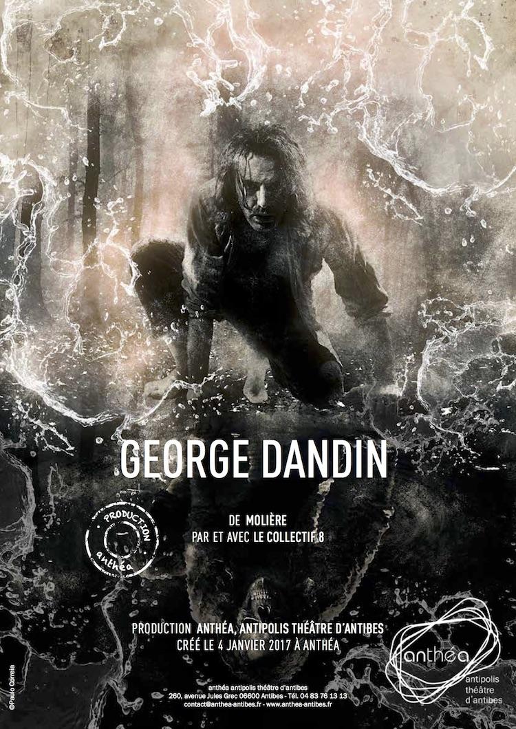 George Dandin poster
