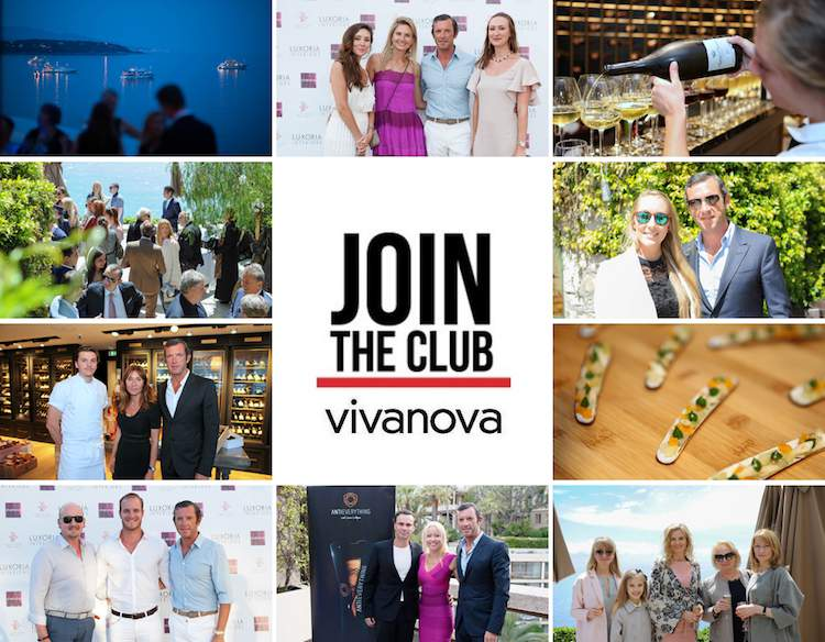 Club Vivanova photo montage