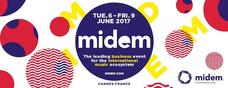 MIDEM @ Cannes 2017
