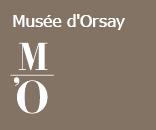 Musée d'Orsay in Paris logo