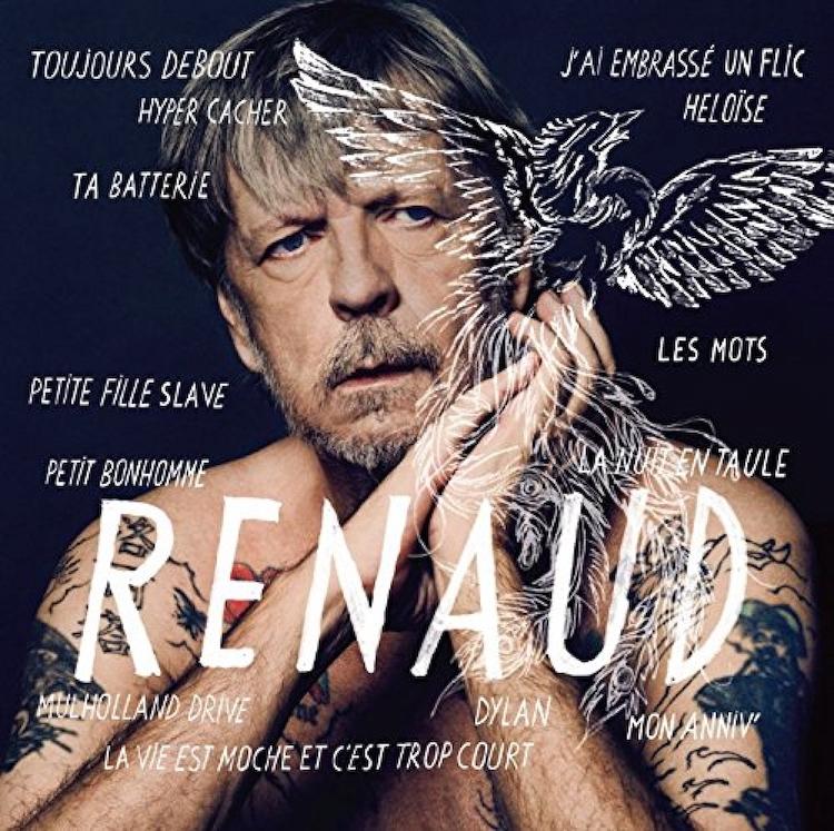 Renaud album cover