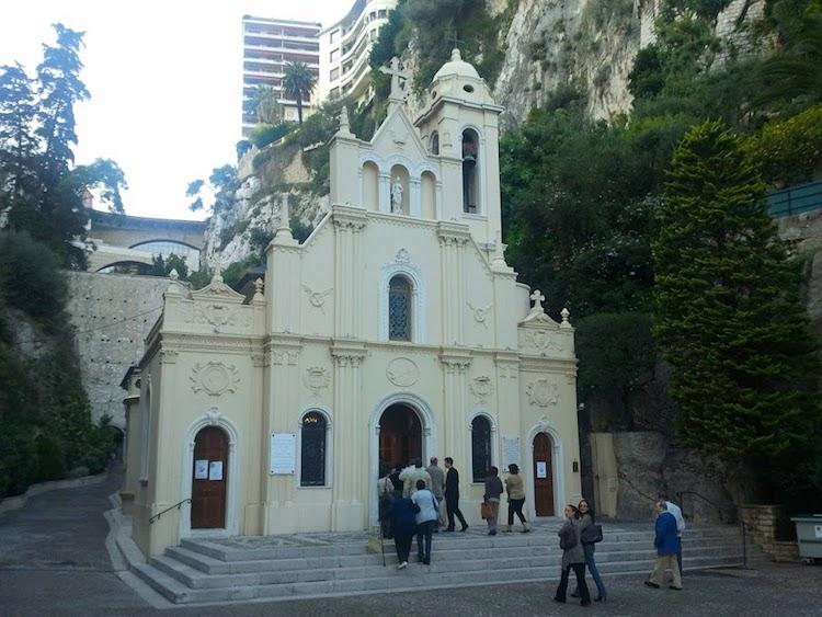 Chapel of Sainte Dévote in Monaco