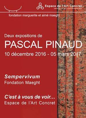 Pascal Pinaud poster