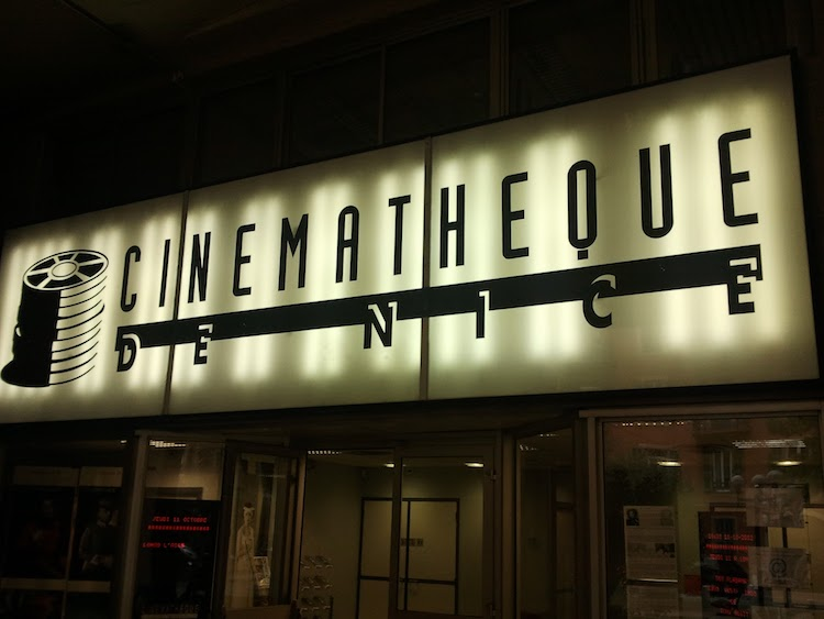 Cinémathèque de Nice © RIVIERA BUZZ