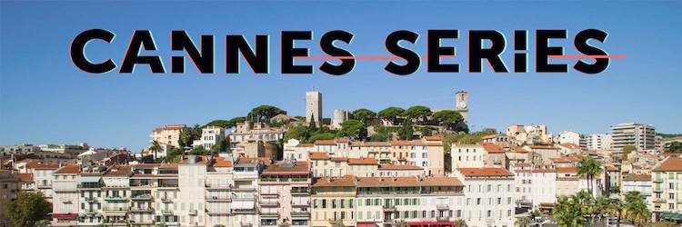 Cannes Séries banner