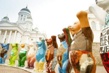 Helsinki Senate Square © Elina Sirparanta