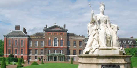 Kensington Palace via Wikimedia Commons