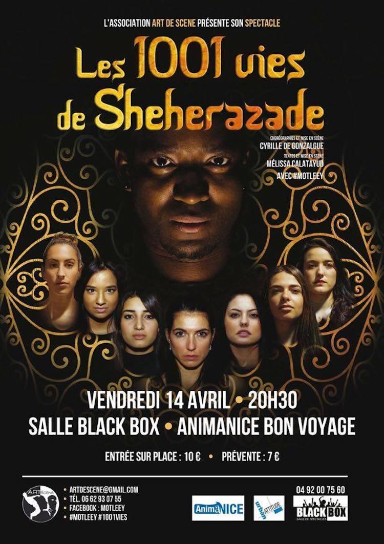 Sheherazade poster