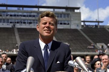 President John F. Kennedy Address at Rice University in Houston