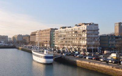 Le Havre Bassin quai George V