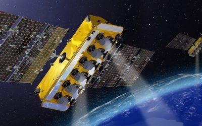 Thales Alenia Space satellite