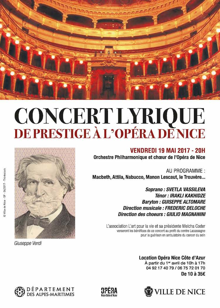 Concert Lyrique in Nice