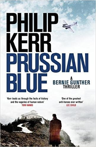 Philip Kerr Prussian Blue cover