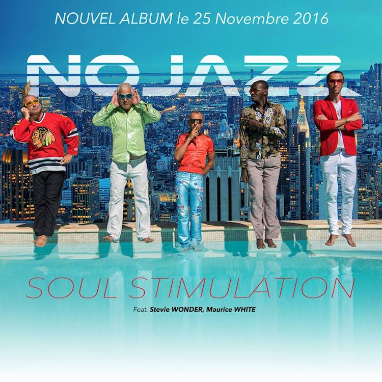 Soul Stimulation by Nojazz