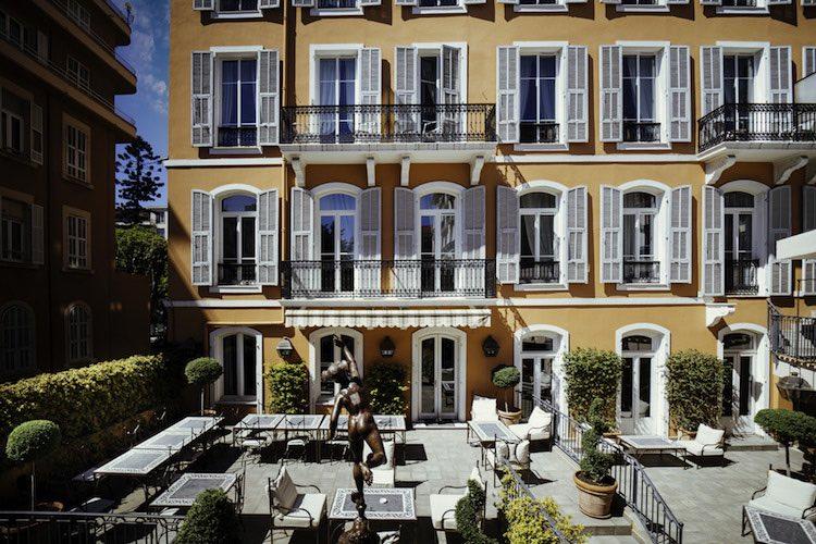 Hôtel Ellington Nice Centre - Photo Ryad Guelmaoui
