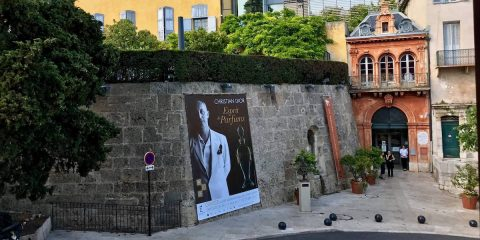 Esprit de Parfums Christian Dior in Grasse