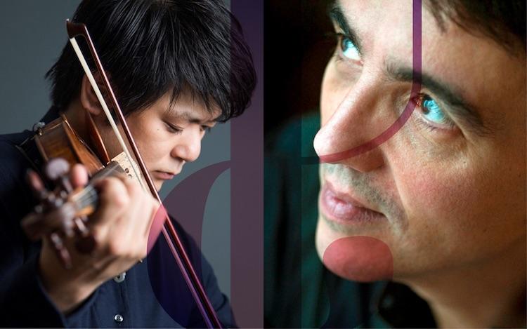 Daishin Kashimoto & Eric Le Sage