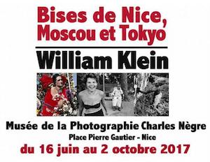William Klein expo Nice