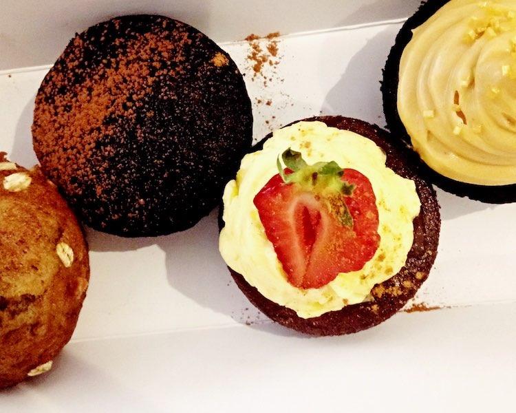 Ivy Dai pastries Graze