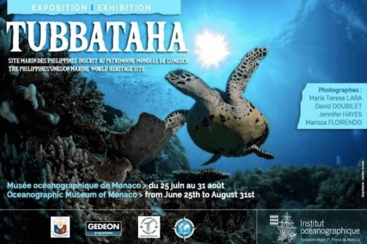 Tubbatha expo Monaco