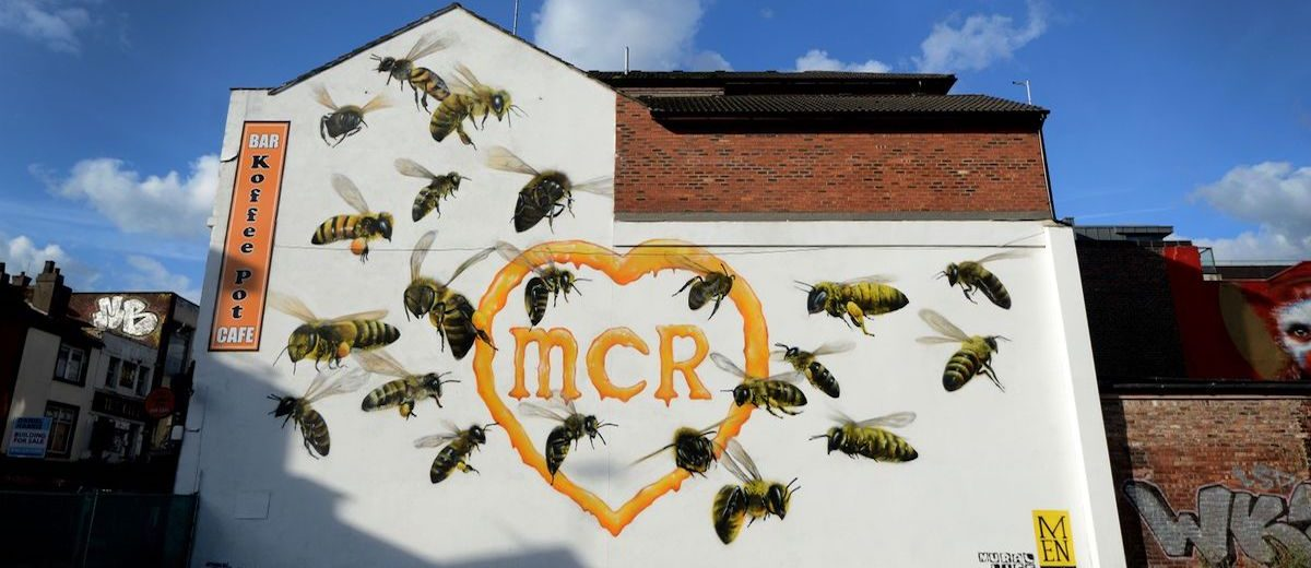 MCR workerbee tribute to victims