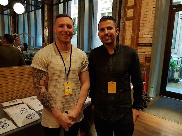 Marketing Manchester Andy and Jonny