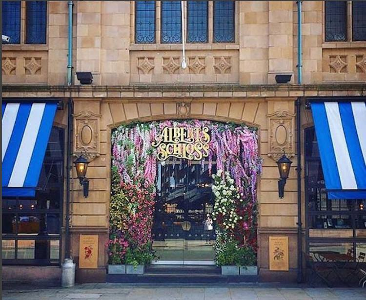 Albert's Schloss in Manchester