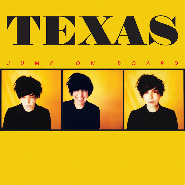 Texas Jump On Board cover