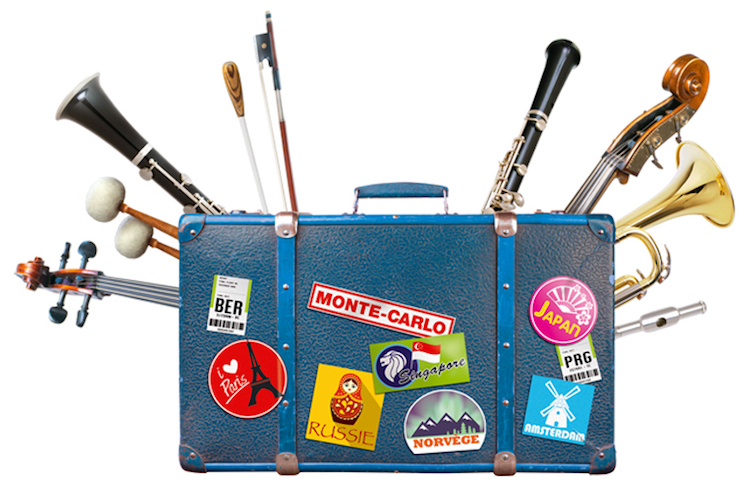 OPMC suitcase